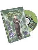 Card & Dice Deceptions Volume One DVD