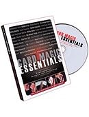 Card Magic Essentials DVD