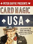Card Magic USA Book