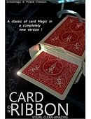 Card on Ribbon Trick