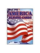 Cards American Flag - 12 PACK Trick