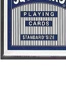 Squeezers Bulldog Playing Cards (Blue)
