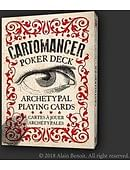 Cartomancer Poker Deck - Archetypal Playing Cards Deck of cards