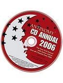 CD Antinomy Annual Year 2 DVD