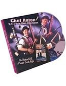 Chef Anton Live at Soapy Smith Night DVD