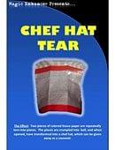 Chef Hat Tear Trick