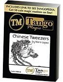 Chinese Tweezers DVD