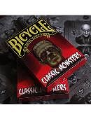 Classic Monsters Playing Cards (Limited Edition Tuck Box) Deck of cards