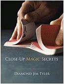Close-Up Magic Secrets Book
