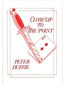 Close Up To The Point Book