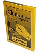 Clue and Other Mysteries Book