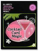 Cocktail Card Magic Book