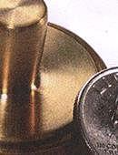 Coin thru Hand - Quarter Dollar Gimmicked coin