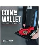 Coin to Wallet magic by Rodrigo Romano