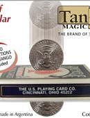 Coins thru Deck - Half Dollar Gimmicked coin
