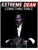 Coins Thru Table Magic download (video)