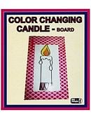 Color Changing Candle Trick