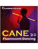 Color Changing Cane 3.0 Fluorescent Dancing Trick