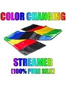 Color Changing Streamer 100% Silk Trick