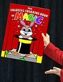 Colossal Coloring Book of Magic Trick