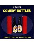 Comedy Bottles Trick