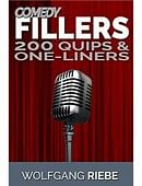 Comedy Fillers 200 Quips & One-Liners Magic download (ebook)