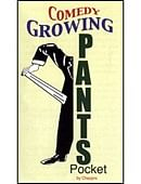 Comedy Growing Pants Pocket Trick