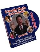 Comedy Magic for Pre-Schoolers DVD
