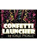 Confetti Launcher Trick