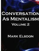 Conversation as Mentalism - Volume 2 - Book Book