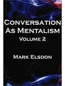 Conversation as Mentalism - Volume 2 Magic download (ebook)
