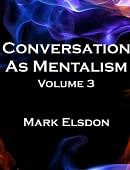 Conversation as Mentalism - Volume 3 Magic download (ebook)