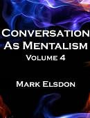 Conversation as Mentalism - Volume 4 Magic download (ebook)