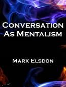 Conversations as Mentalism 1 - 4 Magic download (ebook)