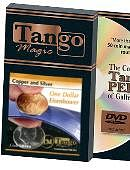 Copper and Silver - Eisenhower Copper and Copper Liberty DVD