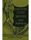 Counts Cuts Moves and Subtlety Book