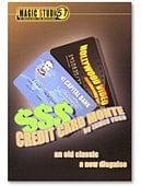 Credit Card Monte Trick