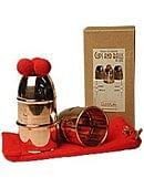 Cups & Balls Copper Regular Accessory