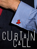 Curtain Call - Cufflinks Accessory