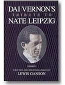 Dai Vernon's Tribute to Nate Leipzig Book