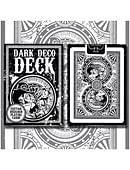 Dark Deco Playing Cards Deck of cards