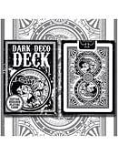 Dark Deco Playing Cards