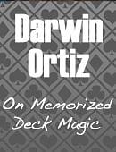 Darwin Ortiz on the Memorized Deck