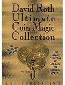 David Roth Ultimate Coin Magic Collection Vol 3 DVD or download
