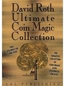 David Roth Ultimate Coin Magic Collection Vol 4 Magic download (video) or download