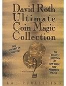 David Roth Ultimate Coin Magic Collection Vol 2 DVD or download