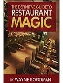 Definitive Guide to Restaurant Magic Book