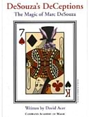 DeSouza's DeCeptions (with DVD) Book