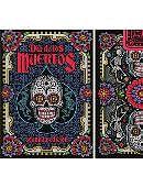 Dia de los Muertos Black Playing Card (2nd Edition) Deck of cards