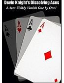 Dissolving Aces Magic download (video)